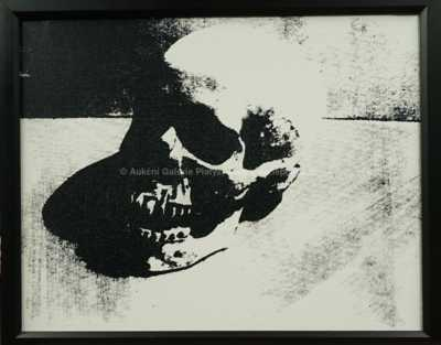 Andy Warhol - Skull