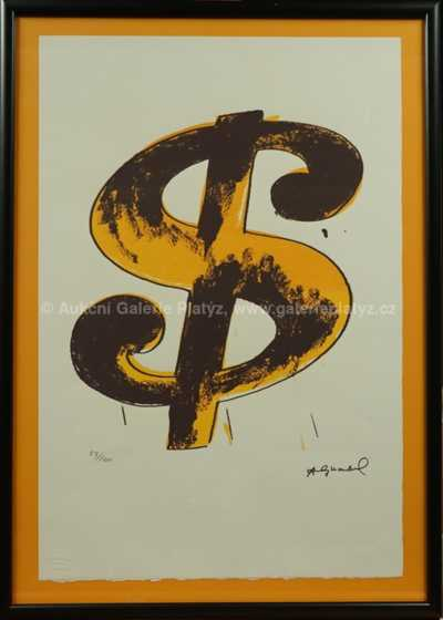 Andy Warhol - Dolar
