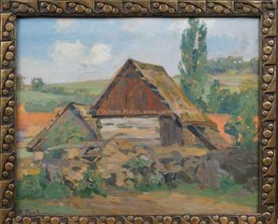 Ferdinand Prokop - Stará chaloupka