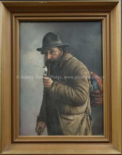 Autor neurčen - Kuřák