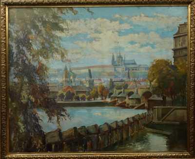 Antonín  Augusta - Praha