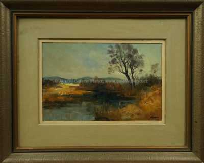 Karel Hodr - Podzim na Šumavě