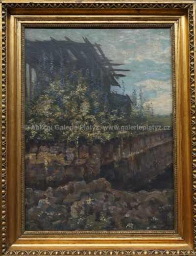 Jan B. Minařík - Motiv z Francie