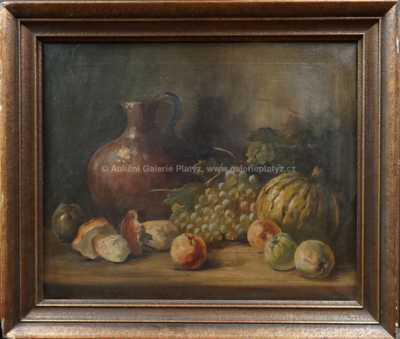 S. G.  Maran - Ovocné zátiší