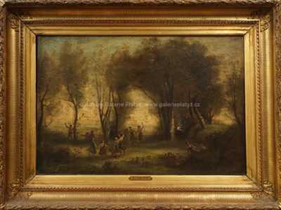 Neznačeno - Rej v lese I.