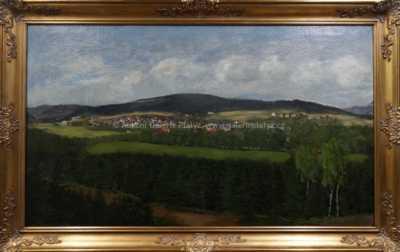 Bohuslav Dvořák - Česká krajina