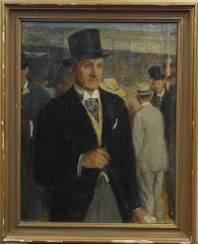 Josef Multrus - Gentleman na dostizích