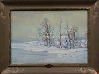 Otakar Hůrka - Kraj v zimě