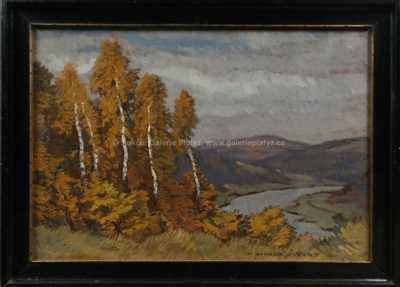 Otakar Hůrka - Nad řekou