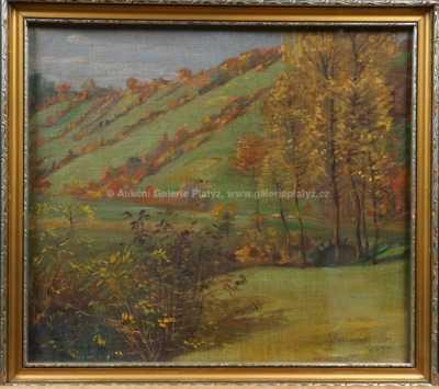 Josef Jambor - Podzim