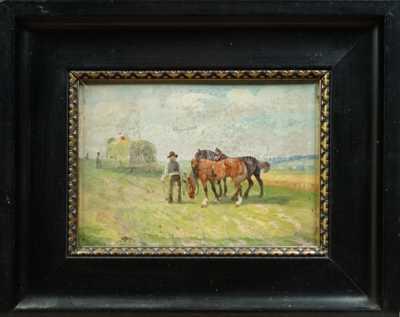 Robert Holzer - U koní