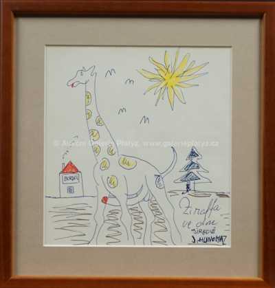 Josef Hlinomaz - Žirafa