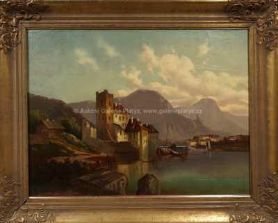 Hrad na řekou (Střekov)