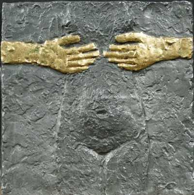 Olbram Zoubek - Ruce na prsou