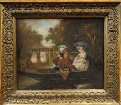 Neznačeno - S dámou na rybách