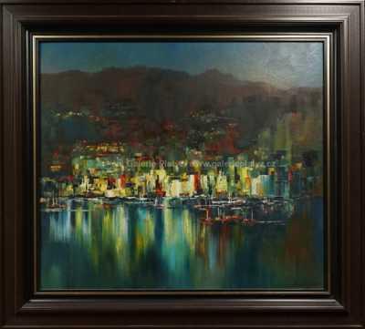 Ilja Hartinger - Večer v přístavu