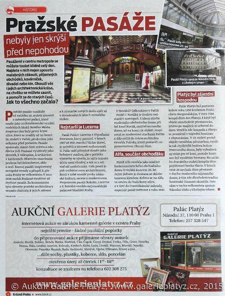 Obrázek Krásná Praha